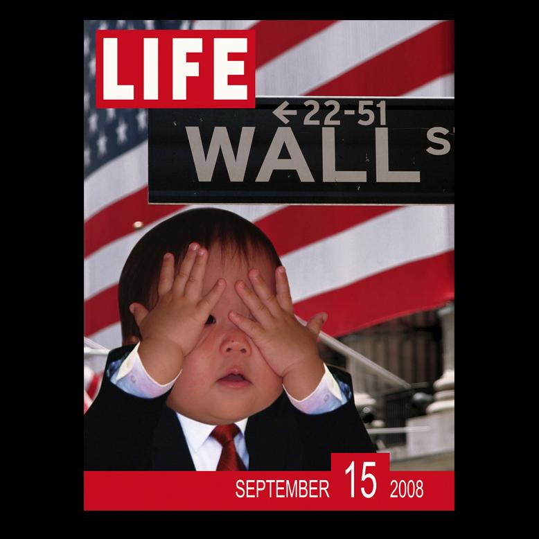 2008 life wall street