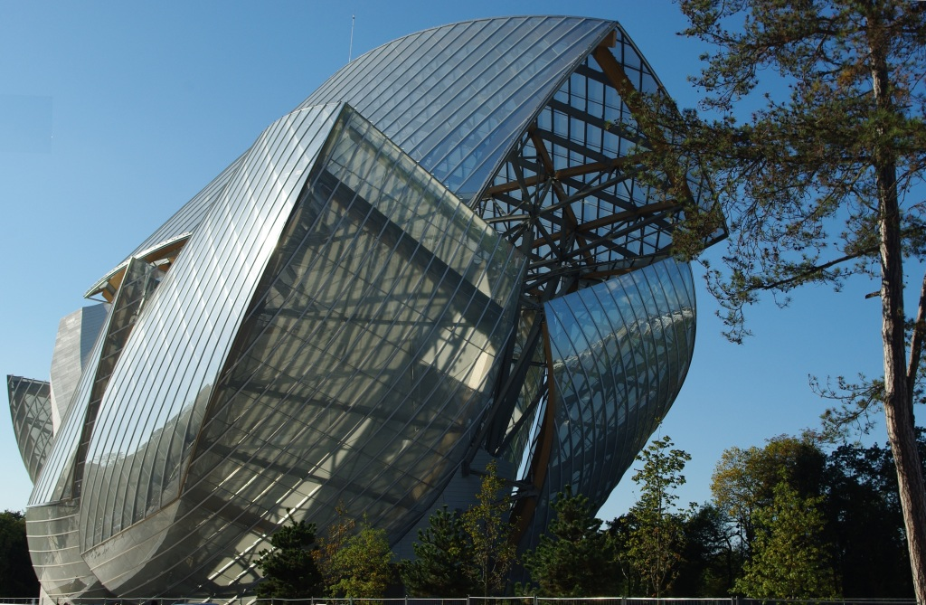 gehry louis vitton