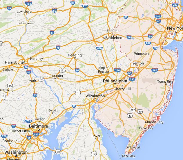 da google maps