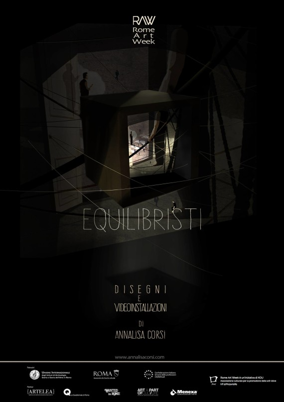Equilibristi – Vernissage a Lab. 174