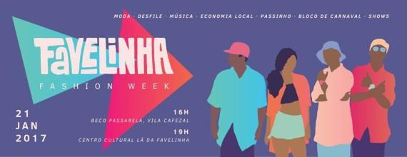 Fevelinha Fashion Week 2017
